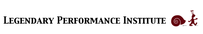 Legendary Performance Institute