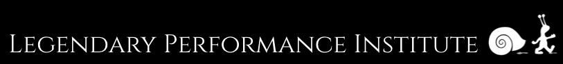 Legendary Performance Institute